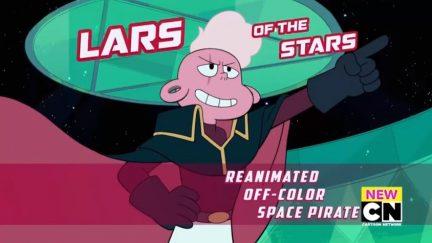"""Steven Universe Recap: """"Lars of the Stars""""/""""Jungle Moon"""""""