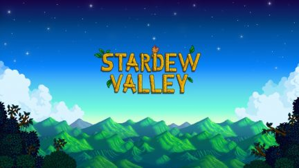 Stardew Valley Was 2017's Most Downloaded Game on the Switch Because We're all Just Trying to Calm the Hell Down