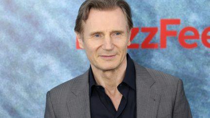 Shutterstock image of Liam Neeson