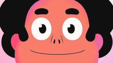 image: Cartoon Network Box Art for Season 1 of Steven Universe on DVD
