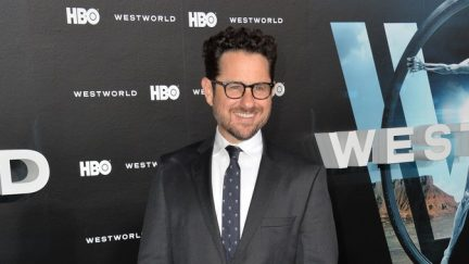 image: Featureflash Photo Agency/Shutterstock LOS ANGELES, CA. September 28, 2016: J.J. Abrams at the Los Angeles premiere of the new HBO drama series