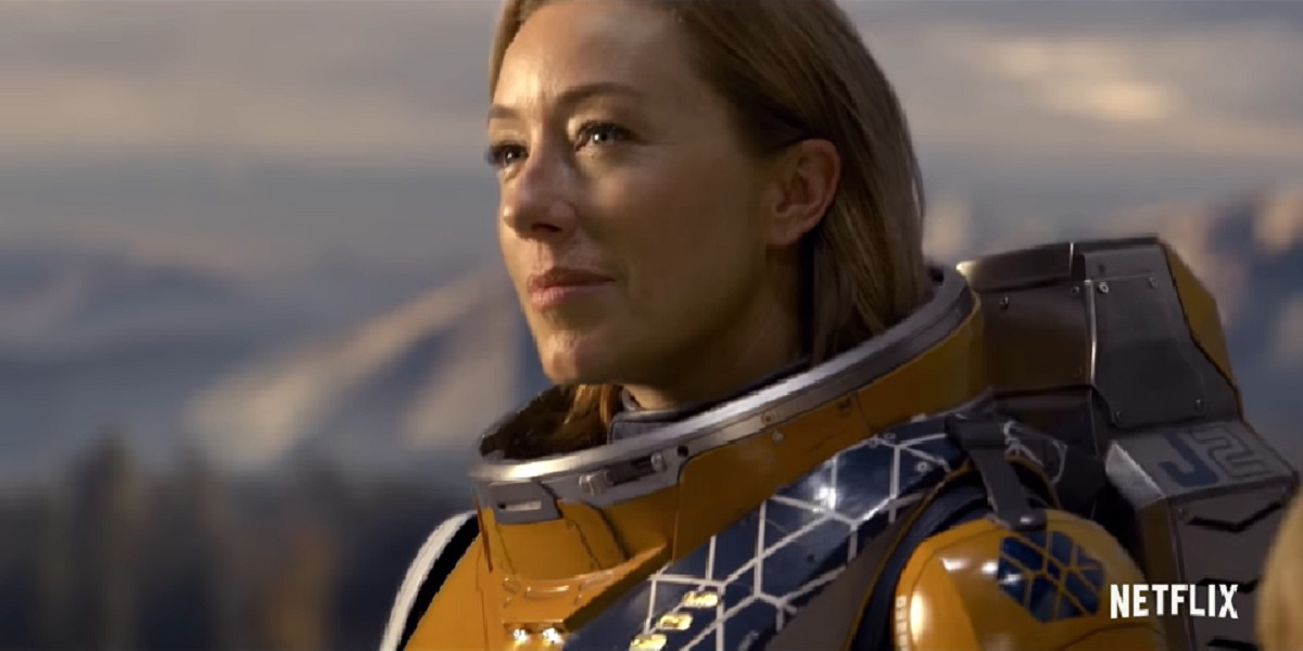 Image result for lost in space 2018