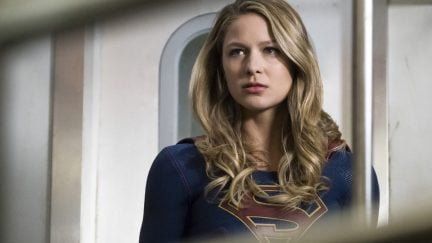 image: Katie Yu/The CW Supergirl --