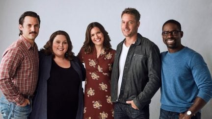 NBC's This Is Us cast