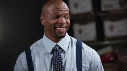 Terry Crews in a scene from