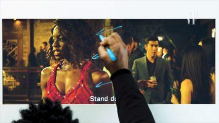 Screengrab of Vanity Fair's