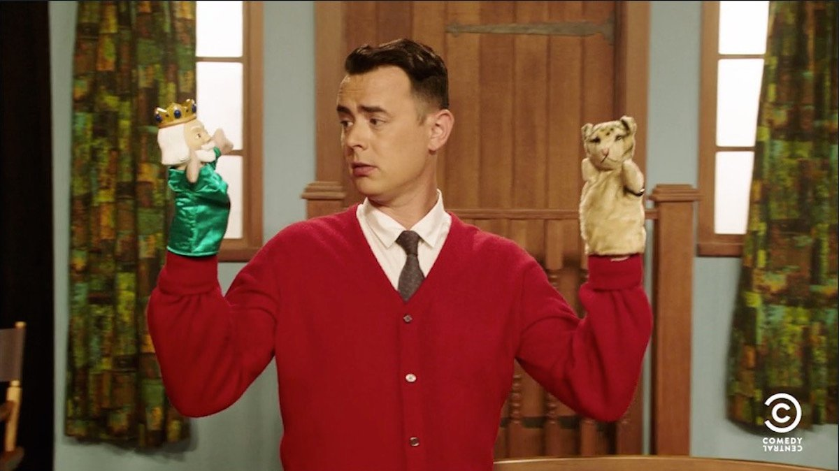 Let Drunk History Tell You The Story Of Mister Rogers The Mary Sue