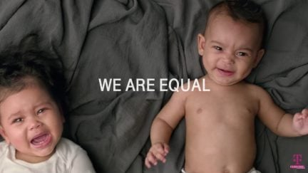 t-mobile super bowl ad equal pay