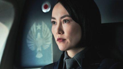 Rinko Kikuchi as Mako Mori in