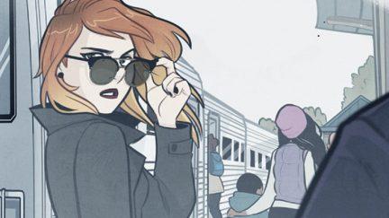Nancy Drew Cover D - by Jenn St-Onge