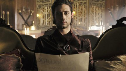 Eliot in The Magicians