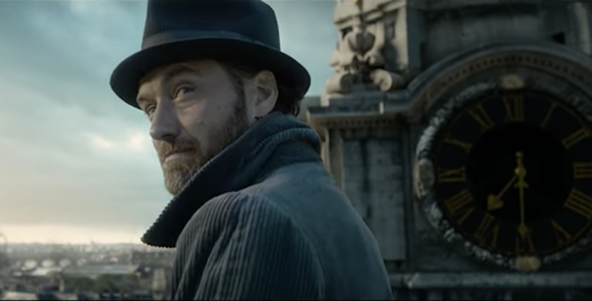 J.K. Rowling Wants Us to Know That Dumbledore and Grindelwald Were Doing It