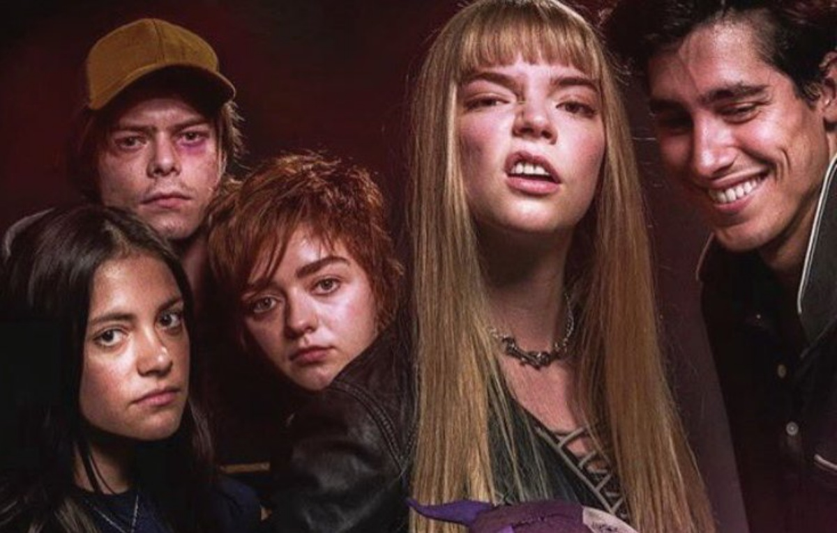 """Things We Saw Today: New Mutants Is Still Happening & It's Going to Be a """"Full-Fledged Horror"""" Movie"""