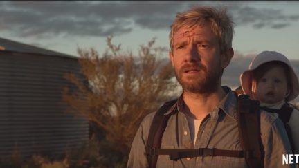Martin Freeman starring in Netflix's