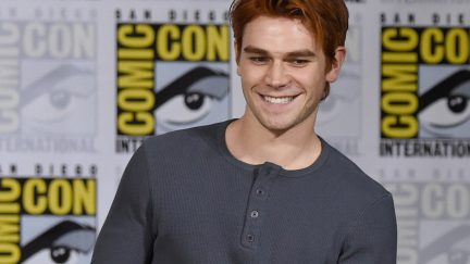 kj apa, archie, riverdale, the hate u give, kian lawley, fired, replaced, release date