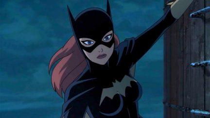 Tara Strong as Batgirl in Batman: The Killing Joke (2016)