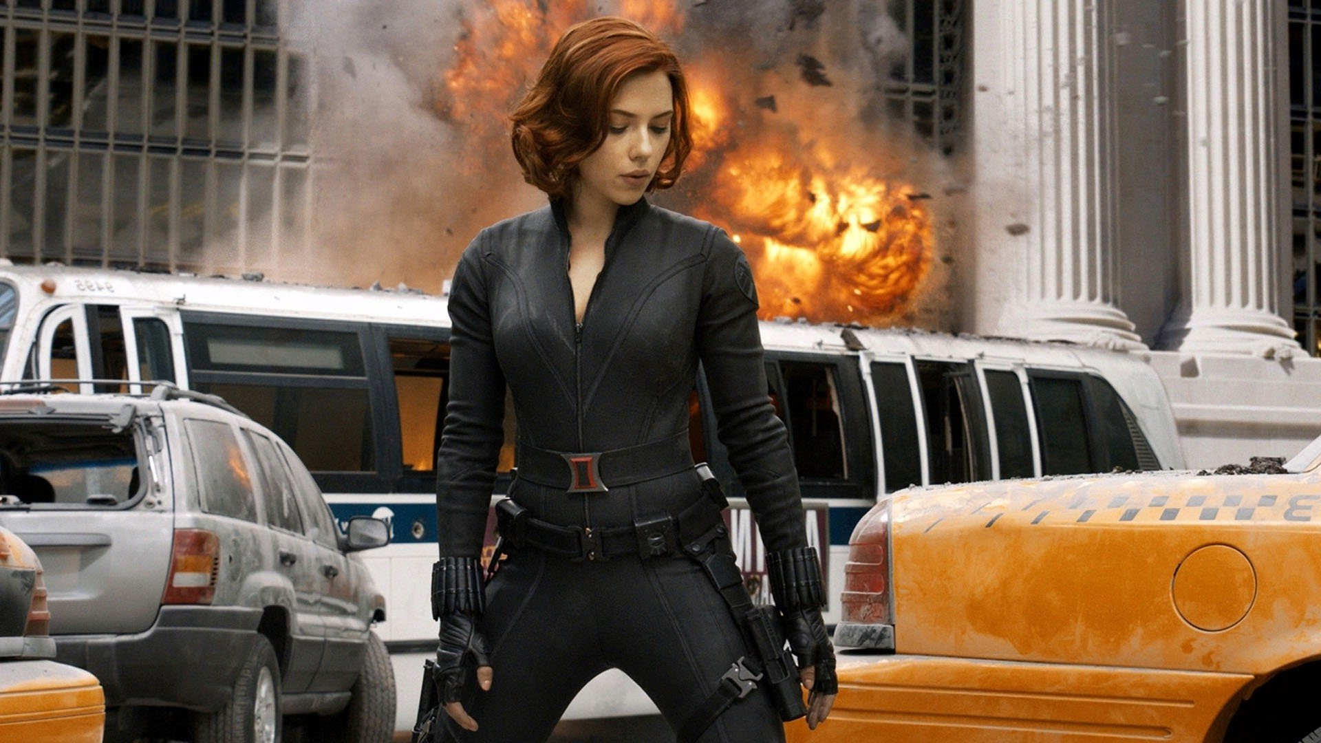 Marvel Meets Female Directors For Upcoming Black Widow Movie