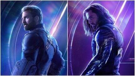 New Infinity War Posters For Give These Heroes The Butt