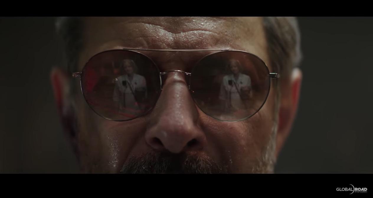 Sterling K Brown Jodie Foster In Hotel Artemis Trailer
