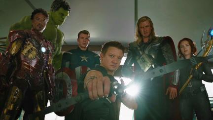 Hawkeye in Avengers 4