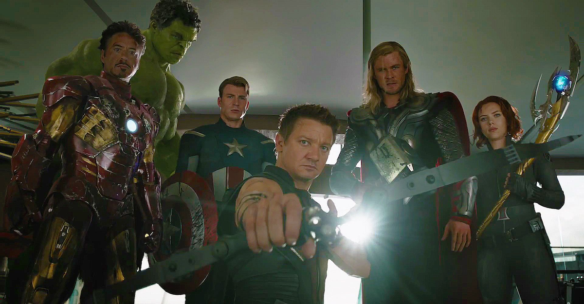 New Avengers 4 Logo Seems to Highlight an Unexpected Hero