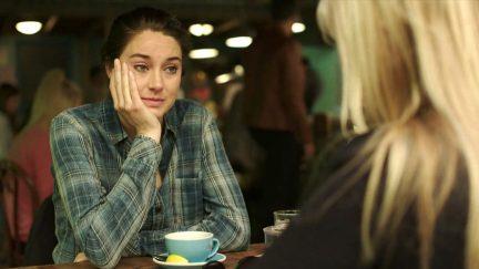 Shailene Woodely as Jane in HBO's Big Little Lies