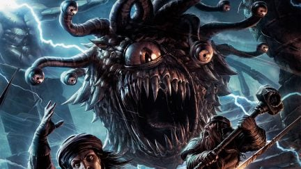 d&d stream of many eyes dungeons and dragons