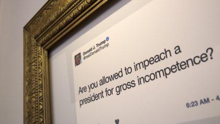 trump, tweet, twiiter, block, court, lawsuit, sue, first amendment