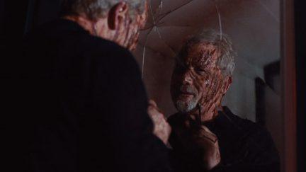 Peter Mullan as James Delos on HBO's 'Westworld'