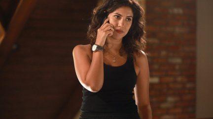 Stephanie Beatriz as Rosa on 'Brooklyn Nine-Nine'