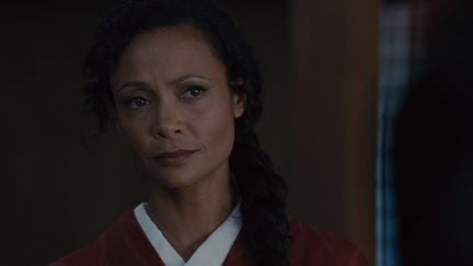 Thandie Newton as Maeve on HBO's 'Westworld'
