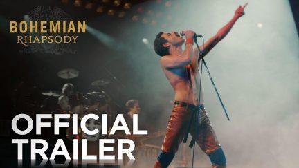 Rami Malek as Freddie Mercury in biopic & Queen movie Bohemian Rhapsody