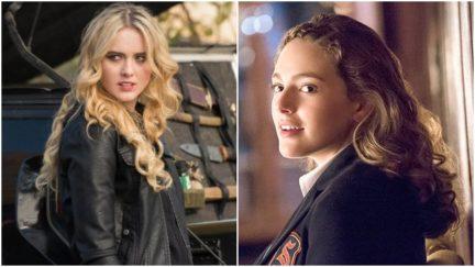 Wayward Sisters and Legacies on The CW