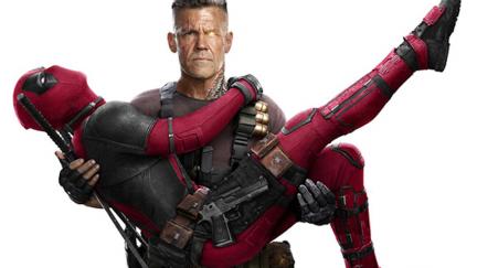 Ryan Reynolds and Josh Brolin in 'Deadpool 2'