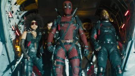 Deadpool, Domino, Bedlam and more in Deadpool 2