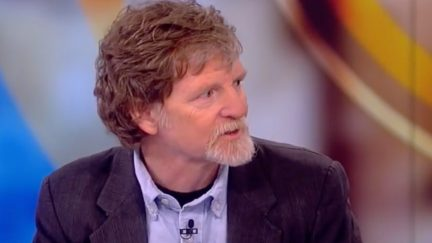 JackPhillips on The View-2017