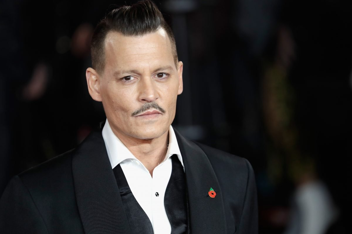 Johnny Depp Breaks Silence on Fantastic Beasts Casting