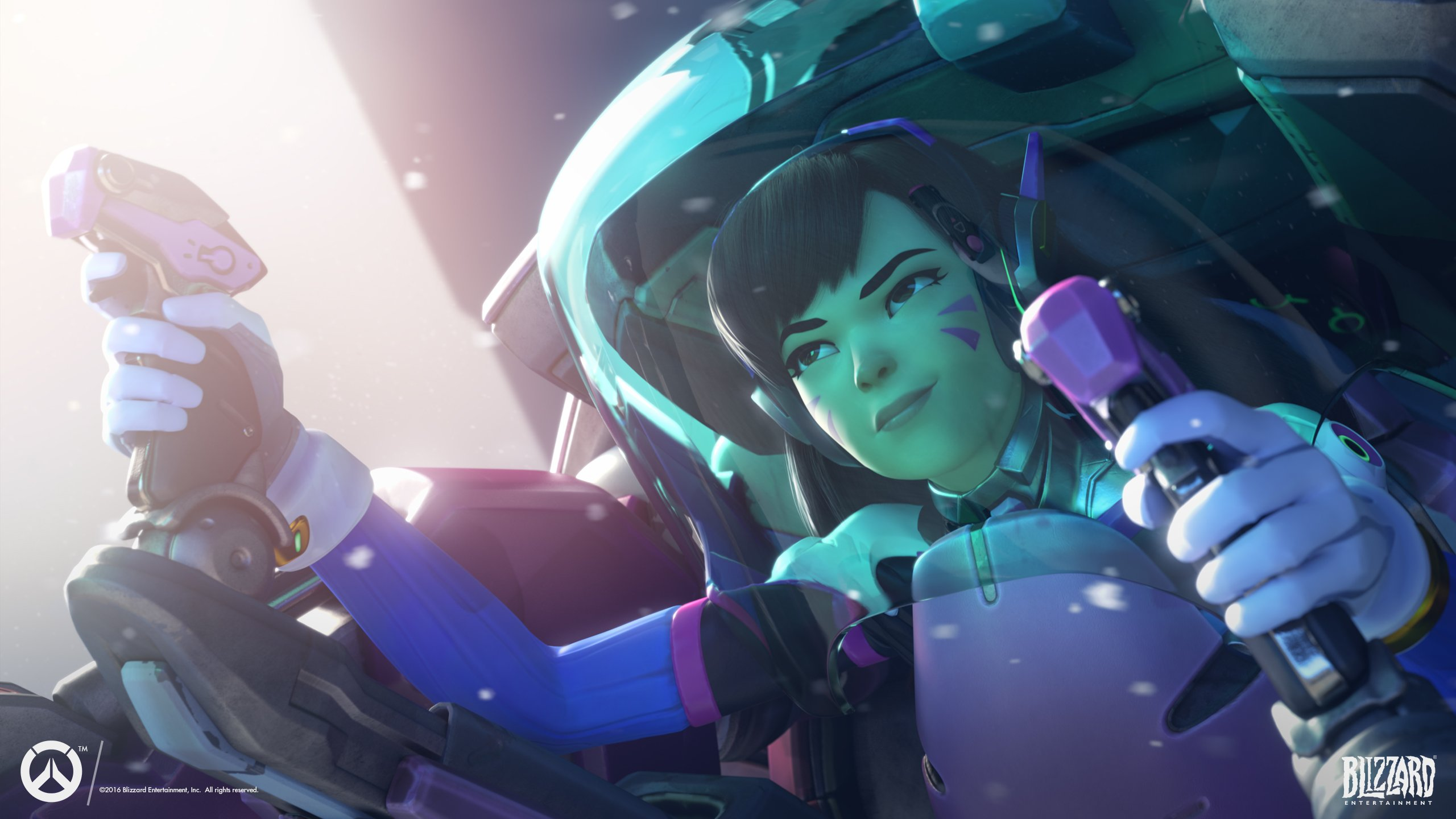 Overwatchs Dva The Gamer Girl We Deserve The Mary Sue