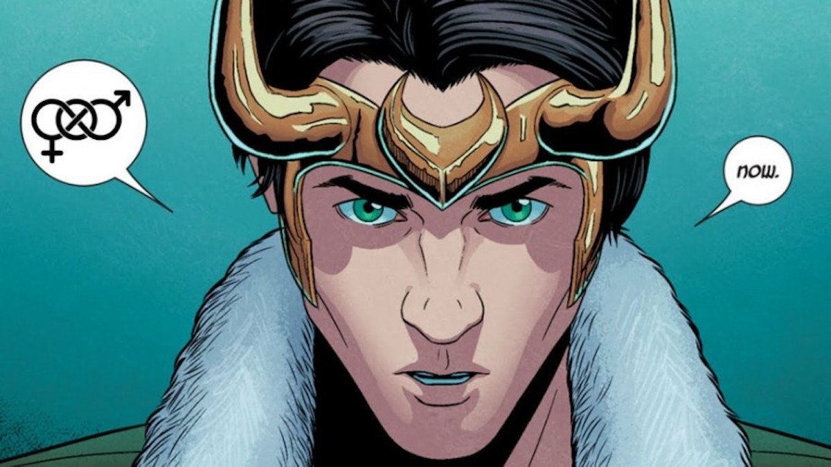 Loki's Sexuality and Genderfluidity in Comics | The Mary Sue
