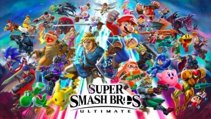 Smash Bros. Bug Appears to Be Back in Smash Bros. Ultimate