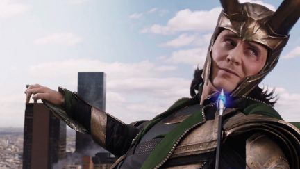 Loki Side Eye