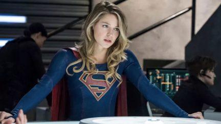 Kara Danvers in Supergirl