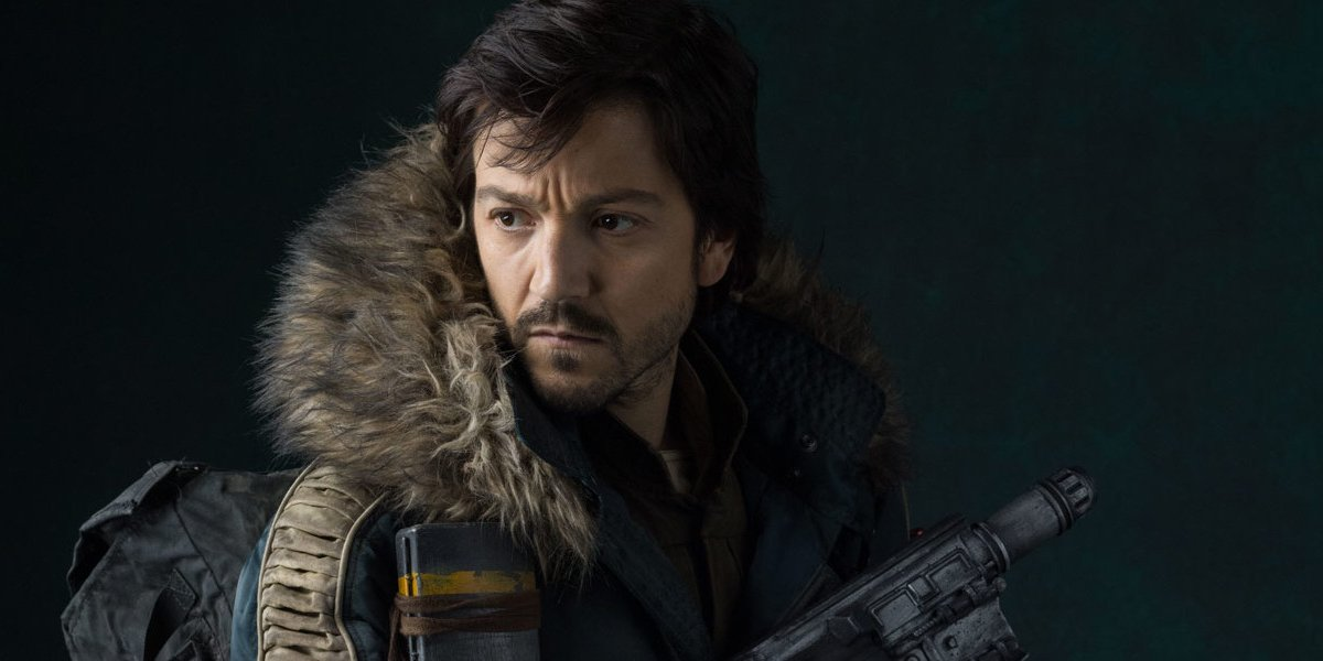 The Cassian Andor Pilot Will Be Written by Someone Who Knows Him Well
