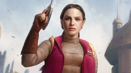 Star Wars novel Thrawn Alliances will feature an appearance by Padme Amidala