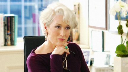 The Devil Wears Prada earned Meryl Streep an Oscar nomination for playing Miranda Priestly