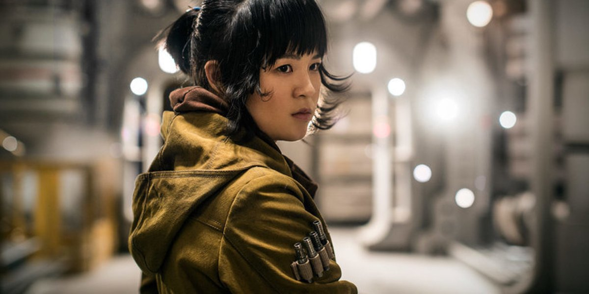 Why Exactly is Rose Tico Being Removed From Star Wars Merchandise?