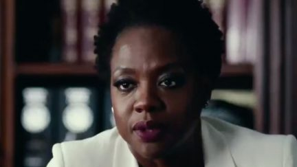Viola Davis stars in 20th Century Fox's Widows