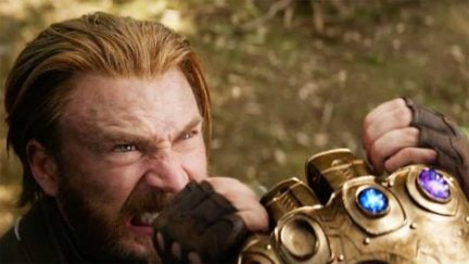 chris evans captain america avengers infinity war