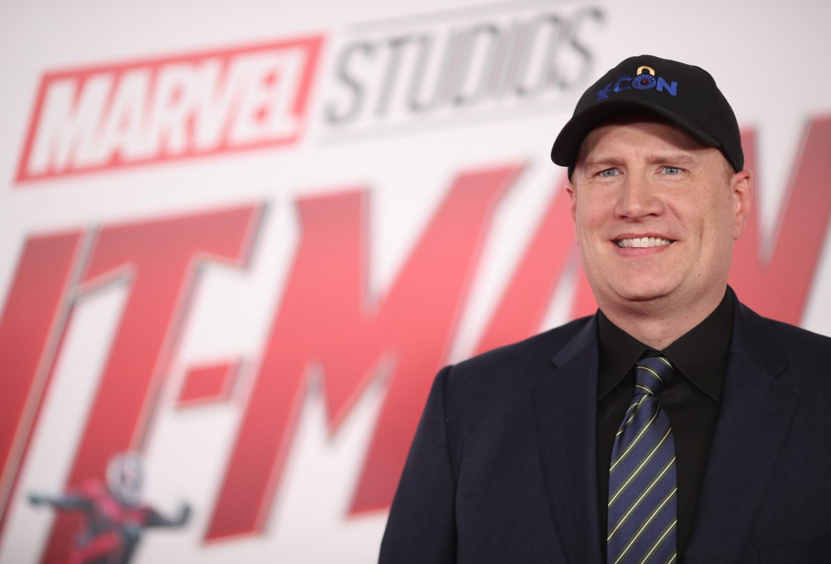 Kevin Feige Discusses Diversity and Marvel's Upcoming Streaming Series