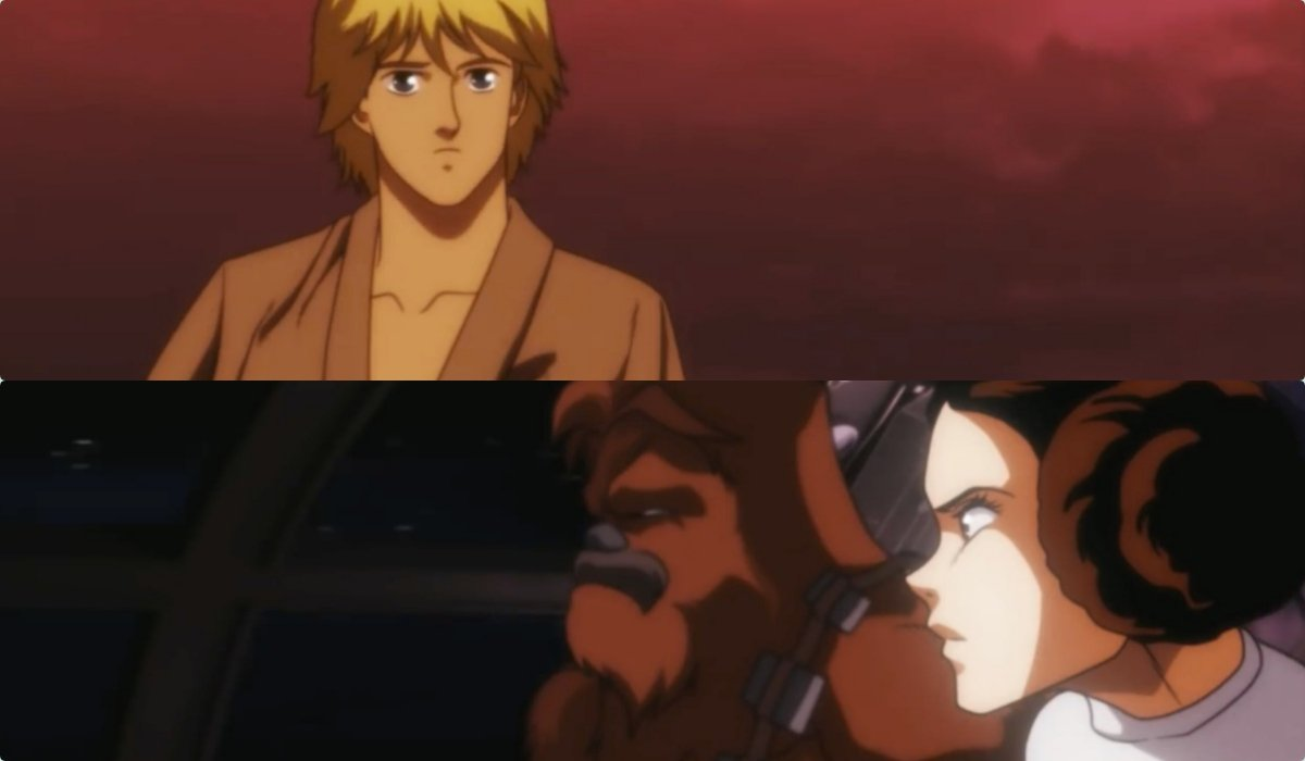 This 80s Anime Inspired A New Hope Trailer Is AMAZING